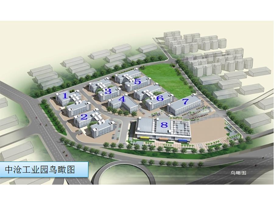 zhongcang industry park